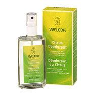 citrus deodorant, 100ml, Weleda
