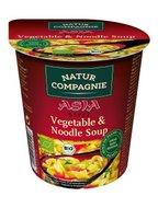 Cupnoodles Asia, 55gram instant, vegetarisch