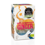 Deliciously ginger, 16x1kop, Royal Green