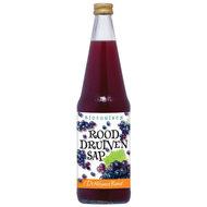 Druivensap, rood, 700ml, De Nieuwe Band vruchtensappen