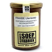 Franse uiensoep, 400ml, KleinsteSoepFabriek