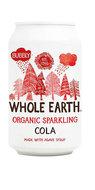 Frisdrank, cola, 330cl, Whole Earth