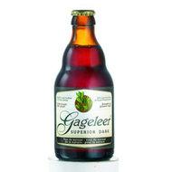 Gageleer superior dark bier, 33cl, Gageleer