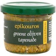 Groene olijventapenade, 190gr, Epikouros