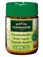 Groentebouillonpoeder, helder, 100gr, Natur Compagnie