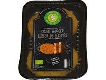 Groenteburger, 150gram, De Paddestoel