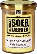 Groninger mosterdsoep, 400ml, KleinsteSoepFabriek