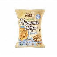 Hummus chips zeezout, 75g, Trafo