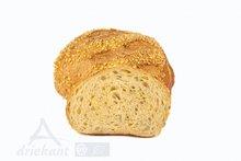 Maisbrood, 400gr, Driekant