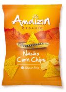 Maischips nacho, 150g, Amaizin
