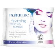 Make-up reinigingsdoekjes, 20st, Natracare