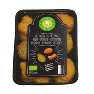 Mixed Nuggets, 240gram, De Paddestoel