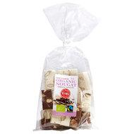 Nougat amandel chocola vanille, 150gr (Vital, bio)