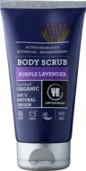 purple lavender body scrub, 150ml, Urtekram
