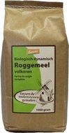 Roggemeel, 500gr, De Nieuwe Band