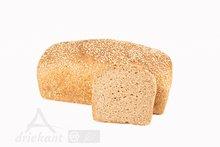 Sesam brood, 400gr, desem, Driekant