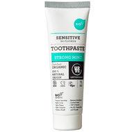 Tandpasta, strong mint, 75ml, Urtekram