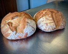 Wit brood, 325gr, Bosakker Brood